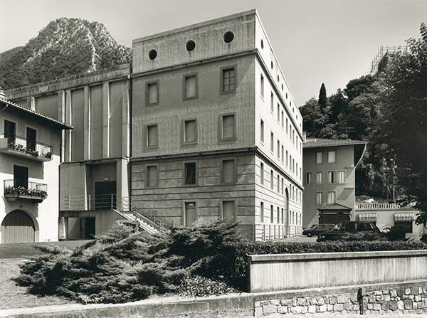 © Gabriele Basilico. Gemona del Friuli, 1994