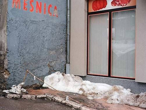 Marco Vincenzi. Sarajevo, 2012, #002