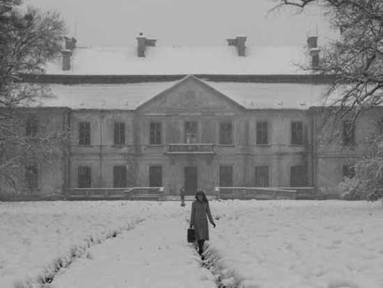 Frame del film Ida di Pawel Pawlikowski