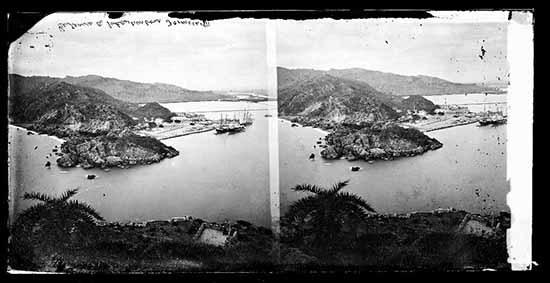 John Thomson. Porto di Ta-Kow (1871). Copyright: The Wellcom Library, London - Courtesy: 123Art