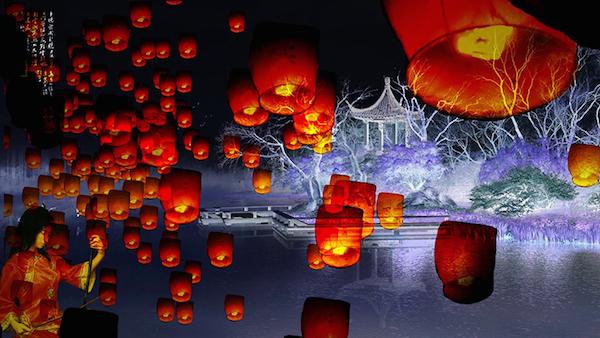 © Lino Strangis. Chinese visualizations, 2013, 7'30''