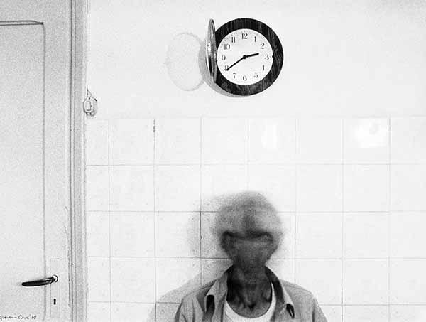 © Mario Cresci. Dalla serie Interni mossi, Barbarano Romano, 1979©