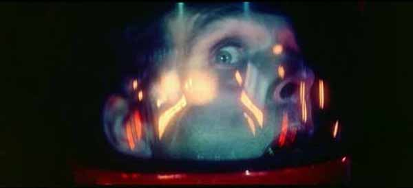 """Frame tratto da """"2001 Odissea nello spazio"""" di Stanley Kubrick"""