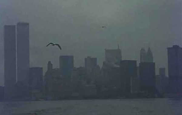 "Frame tratto da ""News from Home"", regia di Chantal Akerman (1977)"