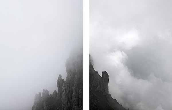© Luca Andreoni. Inferno 1911, A0003405_3378, 2014. Fine art inkjet print su carta cotone, 130x80 cm. Courtesy Viasaterna