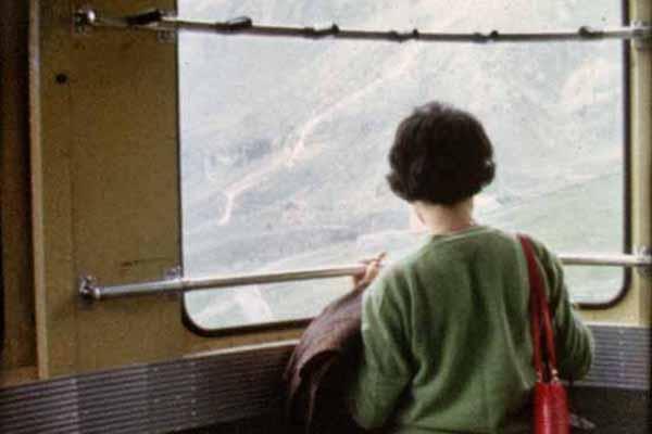 Val d'Aosta, 1967 (autore del film: Adriano Fornaciari 8mm, num. inv. HMRE FORNACIARI 09), Giuseppe De Mattia /Home Movies, Bologna, 2015