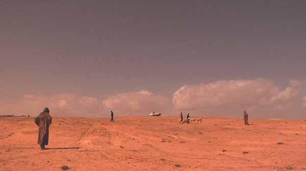"Frame tratto dal film ""Inland"" di Tariq Teguia"