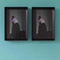 Davide Allieri, Weronika, 2014, fotografie a colori (dittico), inkjet print