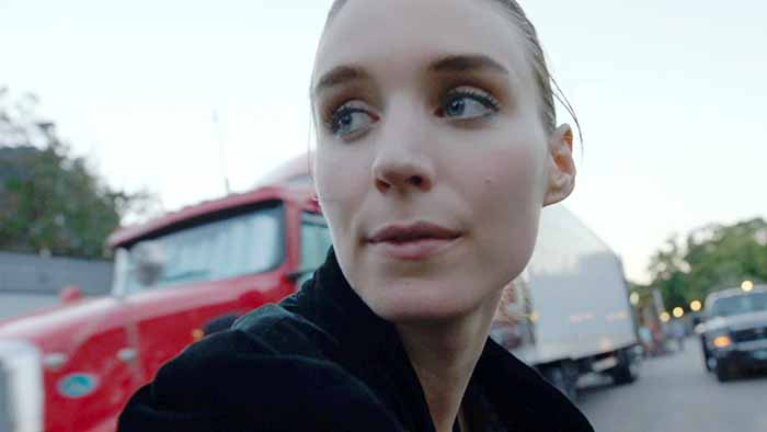 "Rooney Mara in ""Song to Song"" di Terrence Malick"