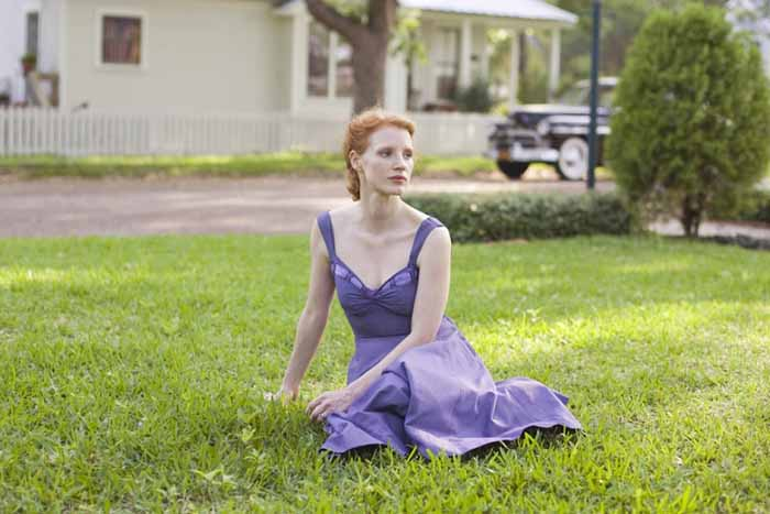 "Jessica Chastain in ""The Tree of Life"" di Terrence Malick"