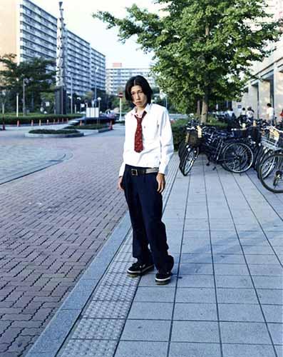 © Takashi Homma, serie Tokyo Suburbia, 1995-98