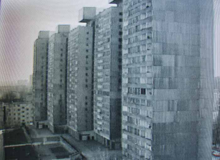 © Józef Robakowski , From My Window, 1978–1999, video, 16 mm